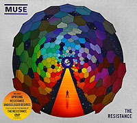 Muse Muse. The Resistance (CD + DVD) muse burning skies