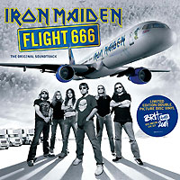 Iron Maiden Iron Maiden. Flight 666. The Original Soundtrack (2 LP) iron maiden the book of souls 3 lp
