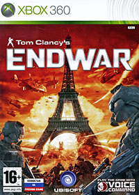 Tom Clancy's EndWar (русская версия) (Xbox 360), Ubisoft Entertainment