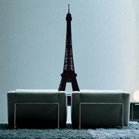 Стикер Paristic Эйфелева башня, 72 х 162 см300144Добавьте оригинальность вашему интерьеру с помощью необычного стикера Эйфелева башня. Изображение на стикере выполнено в виде Эйфелевой башни.Необыкновенный всплеск эмоций в дизайнерском решении создаст утонченную и изысканную атмосферу не только спальни, гостиной или детской комнаты, но и даже офиса. Стикервыполнен из матового винила - тонкого эластичного материала, который хорошо прилегает к любым гладким и чистым поверхностям, легко моется и держится до семи лет, не оставляя следов. В комплекте прилагается ракель, с помощью которого вы без труда наклеите стикер на выбранную поверхность. Сегодня виниловые наклейки пользуются большой популярностью среди декораторов по всему миру, а на российском рынке товаров для декорирования интерьеров - являются новинкой.Paristic - это стикеры высокого качества. Художественно выполненные стикеры, создающие эффект обмана зрения, дают необычную возможность использовать в своем интерьере элементы городского пейзажа. Продукция представлена широким ассортиментом - в зависимости от формы выбранного рисунка и от Ваших предпочтений стикеры могут иметь разный размер и разный цвет (12 вариантов помимо классического черного и белого). В коллекции Paristic-авторские работы от урбанистических зарисовок и узнаваемых парижских мотивов до природных и графических объектов. Идеи французских дизайнеров украсят любой интерьер: Paristic -это простой и оригинальный способ создать уникальную атмосферу как в современной гостиной и детской комнате, так и в офисе. В настоящее время производство стикеров Paristic ведется в России при строгом соблюдении качества продукции и по оригинальному французскому дизайну. Характеристики:Размер стикера: 72 см х 162 см.Размер упаковки: 11 см х 6 см х 79 см. Комплектация: виниловый стикер; ракель; инструкция; Производитель: Франция.