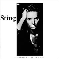 Стинг Sting. Nothing Like The Sun (ECD) sting in the tail cd