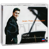 Жан-Ив Тибоде Jean-Yves Thibaudet. Satie. The Complete Solo Piano Music (5 CD)