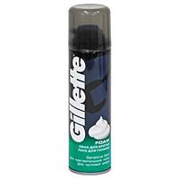 Пена для бритья Gillette, для чувствительной кожи, 200 млGIL-75059537Мягкая формула пены для бритья Gillette идеально подходит для чувствительной кожи. Характеристики: Объем: 200 мл. Производитель: Великобритания. Артикул: 98585331. Товар сертифицирован.