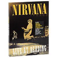 Nirvana Nirvana. Live At Reading (CD + DVD) nirvana nevermind купить винил