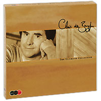 Крис Де Бург Chris De Burgh. The Ultimate Collection (2 CD + DVD) бра odeon light vell 2139 1w