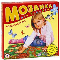 С помощью этой мозаики Вашему ребенку будет намного интереснее изучать лесных животных. Крупные и яркие детали привлекают внимание даже самых маленьких детей. Картинку удобно собирать сидя на полу: большие фрагменты рассчитаны на малышей и не потеряются. Игра развивает зрительное восприятие, мышление и мелкую моторику рук, учит подбирать подходящие по форме фрагменты рисунка и складывать целое изображение, знакомит с лесными животными.