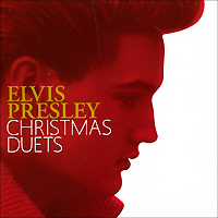 Элвис Пресли Elvis Presley. Christmas Duets ньютон картинки