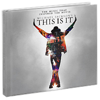 Майкл Джексон Michael Jackson. This Is It. Souvenir Edition (2 CD) cd диск michael jackson michael jackson s this is it 2 cd