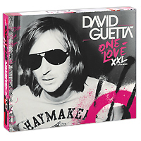 Дэвид Гетта David Guetta. One Love. XXL. Limited Edition (3 CD + DVD) радиотелефон panasonic kx tg1612 ru1 grey white