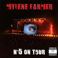 Милен Фармер Mylene Farmer. № 5 On Tour (2 CD) cd mylene farmer les mots