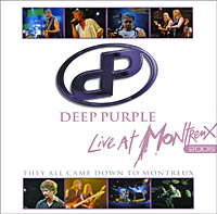 Deep Purple Deep Purple. Live At Montreux 2006 deep purple german explosion cd в интернет магазине