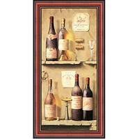 Старые вина (Fabrice de Villeneuve), 13 х 25 см25051 7_желтыйХудожественная репродукция картины Fabrice de Villeneuve Grand Vin I.Размер постера:13 см х 25 см Артикул:13x25 D1082-41418. Изображение нанесено на чрезвычайно плотную основу (это не бумага и не картон) и обрамлено в багет.Технология изготовления арт-постеров подразумевает обязательную художественную ламинацию каждого изображения, чтопридает картине дополнительную ценность, а также защищает поверхность от загрязнения, повреждений (в том числе попыток помять, исцарапать изображение), влаги и ультрафиолетовых лучей. Так, например, наши арт-постеры совершенно спокойно перенесут не одну зиму в дачном или загородном доме.Ламинирование может значительно улучшить качество изображения. Использование пленок дает различную фактуру лицевой поверхности изображения (глянцевую, матовую, холщевую, ситцевую, льняную и другие). Например, при использовании глянцевых пленок изображение проявляется - краски становятся более контрастными исочными. Технология художественного ламинирования максимально приближает изображение к натуральной картине (холст, масло), акварели.Отличить арт-постер, изготовленный по такой технологии, от копии, нарисованной художником можно лишь при детальном пристальном рассмотрении. Рассматривая арт-постер с расстояния свыше 1 метра - вы не заметите никаких отличий. А компьютерная точность воспроизведения, исключающая неточность руки копировальщика, создаст в Вашем доме ощущение присутствия настоящего шедевра, не подвластного времени. Именно поэтому арт-постеры являютсяпризнанным стандартом изготовления копий художественных произведений.При обрамлении изображений, поверхность которых защищена художественной ламинацией, стекло не требуется. А это означает отсутствие раздражающих бликов, возможности случайно разбить стекло, уменьшается вес Арт-постера.