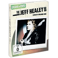 The Jeff Healey Band The Jeff Healey Band. Legacy: Volume One (2 CD + DVD) stone b the everything store jeff bezos and the age of amazon