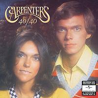 The Carpenters The Carpenters. 40/40 (2 CD) 40 cd