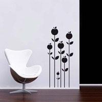 Стикер Paristic Яблоня, 44 х 103 смPH-2/10Добавьте оригинальность вашему интерьеру с помощью необычного стикера Яблоня. Изображение на стикере представлено в виде фантастических растений с яблоками.Необыкновенный всплеск эмоций в дизайнерском решении создаст утонченную и изысканную атмосферу не только спальни, гостиной или детской комнаты, но и даже офиса. Стикервыполнен из матового винила - тонкого эластичного материала, который хорошо прилегает к любым гладким и чистым поверхностям, легко моется и держится до семи лет, не оставляя следов. Сегодня виниловые наклейки пользуются большой популярностью среди декораторов по всему миру, а на российском рынке товаров для декорирования интерьеров - являются новинкой.Paristic - это стикеры высокого качества. Художественно выполненные стикеры, создающие эффект обмана зрения, дают необычную возможность использовать в своем интерьере элементы городского пейзажа. Продукция представлена широким ассортиментом - в зависимости от формы выбранного рисунка и от Ваших предпочтений стикеры могут иметь разный размер и разный цвет (12 вариантов помимо классического черного и белого). В коллекции Paristic-авторские работы от урбанистических зарисовок и узнаваемых парижских мотивов до природных и графических объектов. Идеи французских дизайнеров украсят любой интерьер: Paristic -это простой и оригинальный способ создать уникальную атмосферу как в современной гостиной и детской комнате, так и в офисе. В настоящее время производство стикеров Paristic ведется в России при строгом соблюдении качества продукции и по оригинальному французскому дизайну. Характеристики:Размер стикера: 44 см х 103 см. Комплектация: виниловый стикер; инструкция; Производитель: Франция.