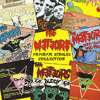 The Meteors The Meteors. Anagram Singles Collection the trespasser