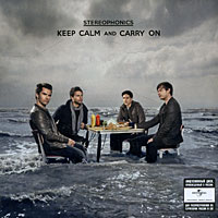 Stereophonics Stereophonics. Keep Calm And Carry On комбинезон keep calm onesi j sfsh kshh