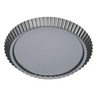 Форма для выпечки Tescoma, диаметр 28 см. 62311494672Форма для выпечки с волнистыми краями Tescoma будет отличным выбором для всех любителей домашней выпечки. Особое высокотехнологичное антипригарное покрытие препятствует пригоранию и обеспечивает легкую очистку после использования. С такой формой Вы всегда сможете порадовать своих близких оригинальной выпечкой. Характеристики: Материал:металл с антипригарным покрытием.Диаметр: 28 см. Производитель: Чехия. Артикул:623114.