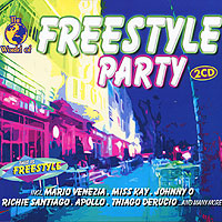 The World Of Freestyle Party (2 CD)