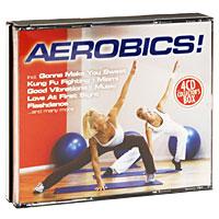Aerobics! (4 CD) missing marlin the bpm 8