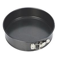 Форма для выпечки Tescoma, диаметр 24 см. 623256391602Форма для выпечки Tescoma будет отличным выбором для всех любителей тортов. Особое высокотехнологичное антипригарное покрытие препятствует пригоранию и обеспечивает легкую очистку после использования. Форма легко разбирается и собирается при помощи специального зажима.С такой формой Вы всегда сможете порадовать своих близких оригинальной выпечкой.Характеристики: Материал: металл с антипригарным покрытием. Диаметр: 24 см. Высота стенок: 6,5 см. Производитель: Чехия. Артикул:623256.