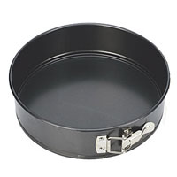 Форма для выпечки Tescoma, диаметр 26 см. 62325894672Форма для выпечки Tescoma будет отличным выбором для всех любителей тортов. Особое высокотехнологичное антипригарное покрытие препятствует пригоранию и обеспечивает легкую очистку после использования. Форма легко разбирается и собирается при помощи специального зажима.С такой формой Вы всегда сможете порадовать своих близких оригинальной выпечкой.Характеристики: Материал: металл с антипригарным покрытием. Диаметр: 26 см. Высота стенок: 6,5 см. Производитель: Чехия. Артикул:623258.