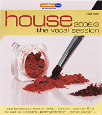 Kid Cudi,Sonic Palms,DJ Tatana,Stylistix,Алекс Гаудино,Ида Корр House 2009/2: The Vocal Session (2 CD) the palms 4 о пхукет