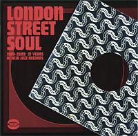 London Street Soul. 1988-2009 - 21 Years Of Acid Jazz Records