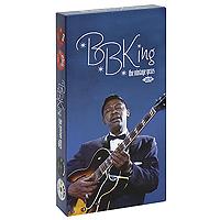 Би Би Кинг B.B. King. The Vintage Years (4 CD) the early years 1967 1972 cre ation cd
