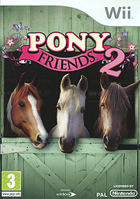 Pony Friends 2 (Wii)