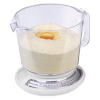 Весы кухонные суммирующие TescomaMUM58420Кухонные весы Tescoma предназначены для взвешивания продуктов весом до 2,2 кг. Суммирующие, с возможностью последовательного взвешивания нескольких видов продуктов в одной емкости. Снабжены наглядной шкалой с шагом 20 г. Предназначены для использования в домашнем хозяйстве.Пластмассовую чашу можно мыть в посудомоечной машине, весы нельзя. Изделие содержит инструкцию по использованию.Характеристики: Материал: пластмасса. Высота весов (с чашей): 18 см. Диаметр чаши: 16 см. Высота чаши: 12 см. Размер упаковки: 17,5 см х 17,5 см х 15,5 см. Размер шага: 20 г. Максимальный вес: 2,2 кг. Артикул: 634560. Производитель: Чехия.