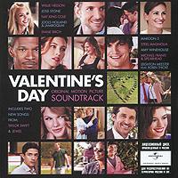 Valentine's Day. Original Motion Picture Soundtrack виниловые пластинки iron maiden flight 666 the original soundtrack picture disc 180 gram