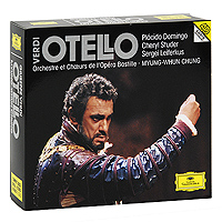 Мюнг-Вун Чунг Myung-Whun Chung. Verdi. Otello (2 CD) verdi un ballo in maschera 2 dvd