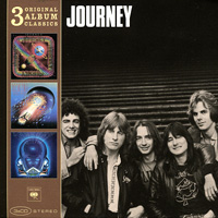 Journey Journey. Original Album Classics (3 CD) cd диск simon paul original album classics paul simon songs from capeman hearts and bones you re the one there goes rhymin simon 5 cd