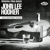 John Lee Hooker. Original Folk Blues