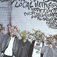 Local Natives – хиппующие американцы из Лос-Анджелеса. Когда-то наверняка любили Beach Boys, а своим дебютным альбомом продолжают линию новейшего атмосферного американского инди-рока, основанного на фолк-мотивах и камерном звучании. Local Natives обладают привычными чертами инди-фолка: простые, но не простецкие мелодии; выхолощенное музыкальное звучание; неминуемый психоделический антураж. Эти три элемента соблюдаются и в творчестве The Dodos, и Fleet Foxes, и вот теперь Local Natives. Сергей Лунев