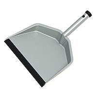 Совок стальной, цвет: серый69216Удобный совок, выполненный из стали, станет незаменимым помощником во время уборки. Благодаря резиновому краю грязь и мусор будет легко сметать на него. Отверстие на ручке совка позволит повесить его в любом месте. Характеристики:Материал: сталь, резина. Ширина рабочей поверхности: 23 см. Длина ручки: 12 см. Цвет: серый. Производитель: Италия. Артикул: 11700-А.