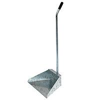 Совок из оцинкованного железаPANTERA SPX-2RSУдобный совок, выполненный из оцинкованного железа, станет незаменимым помощником во время уборки. Материал: оцинкованное железо. Размер совка: 34 см х 24 см х 11,5 см. Длина ручки: 73 см. Изготовитель: Италия. Артикул: 11725-А.