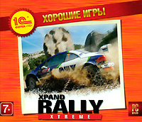 Хорошие игры. Xpand Rally Xtreme, Techland
