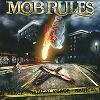 Mob Rules Mob Rules. Radical Peace футболка print bar feed rage repeat