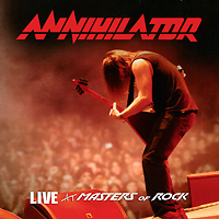 Annihilator Annihilator. Live At Masters Of Rock classic rock heroes live