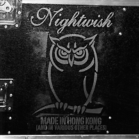 Nightwish Nightwish. Made In Hong Kong (And In Various Other Places) (CD + DVD) босоножки foot in hong kong z14cl6610