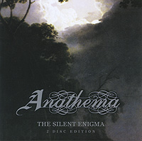 Anathema Anathema. The Silent Enigma (CD + DVD ) anathema anathema judgement lp 180 gr cd