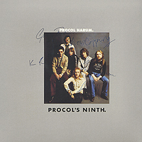 Procol Harum Procol Harum. Procol's Ninth hoche productions
