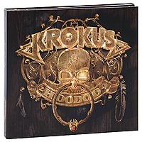 Krokus Krokus. Hoodoo (CD + DVD) кино группа крови cd