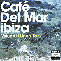 Cafe Del Mar. Volumen Uno Y Dos (2 CD) cd green day ¡dos