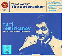 Юрий Темирканов,The Royal Philharmonic Orchestra Yuri Temirkanov. Tchaikovsky. The Nutcracker
