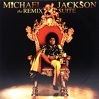 Майкл Джексон Michael Jackson. The Remix Suite (2 LP)