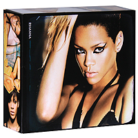 Rihanna,J. Status,Вайбз Картел,Kardinal Offishall,Элефант Мэн Rihanna. Collector's Set (3 CD) status lid set white набор крышек для вакуумирования