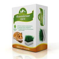 Травка для грызунов Альпийские луга, 60 г0120710Поедание травы является естественной потребностью грызунов.Травка Альпийские луга:нормализует процесс пищеварения животного;является естественным источником клетчатки, углеводов, витаминов группы В, витаминов Е, Н, РР, незаменимых жирных кислот, каротина;в отличии от уличной травы не содержит химикатов, болезнетворных микроорганизмов и яйца глистов. Способ применения:Смешайте в лотке семена с дренажно-питательным субстратом; Налейте в лоток 50 мл воды. Накройте лоток крышкой и поставьте в теплое освещенное место;Через 2 дня снимите крышку и поливайте семена 1 раз в 2 дня, не допуская высыхания;На 5-8 день травка готова к употреблению. Характеристики:Состав:акселеративные семена злаков, дренажно-питательный субстрат. Вес: 60 г. Артикул: A101. Производитель: Россия.